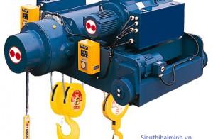 Một số lưu ý với an toàn lao động dùng pa lăng cáp điện