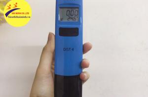 Hướng dẫn chi tiết cách sử dụng máy đo EC DiST4 HI98304