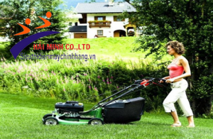 Sử dụng máy cắt cỏ thế nào cho an toàn?