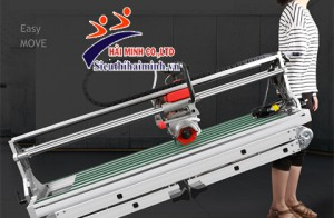Cách dùng máy cắt gạch chạy điện an toàn