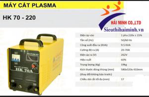 Máy cắt Plasma Hồng Ký HK 70- 220V Có Nên Mua?