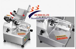 Hướng dẫn cách sử dụng cơ bản máy thái thịt chín ES 250
