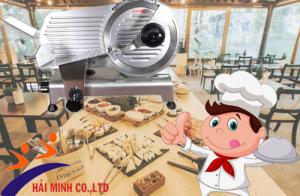 Máy thái thịt nào có năng suất thái cao phù hợp cho nhà hàng?