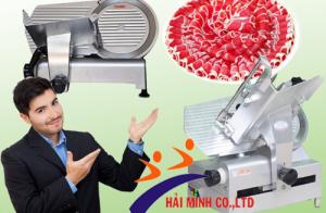 Những dòng máy thái thịt nên mua nhất năm 2019