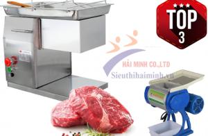 Top 3 máy thái thịt bò tươi đáng mua nhất 2020
