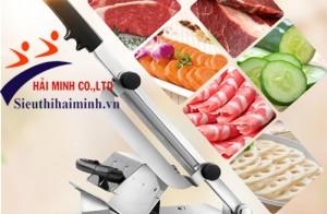 Mách bạn 3 máy cắt thịt giá rẻ, chất lượng nhất năm 2018