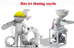 Cách bảo quản máy nghiền bột đúng cách