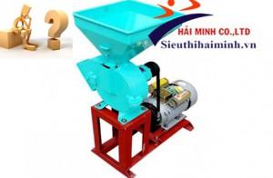 Đánh giá chất lượng máy nghiền bột HMB – 01
