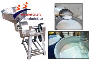 Mua máy nghiền bột gạo nước ở đâu là uy tín và chất lượng?