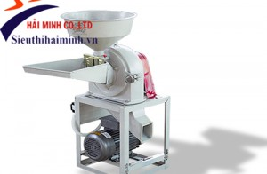 Máy nghiền bột gạo khô: lưu ý khi chọn mua, sử dụng và bảo quản