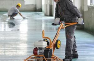 Những kỹ thuật sử dụng máy xoa nền bê tông bạn nên biết