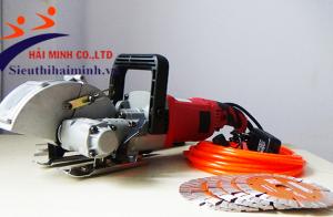Review máy cắt rãnh tường 5 lưỡi Yamafuji RT5120A