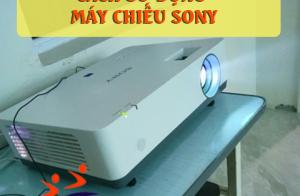 ⏭ Cách [SỬ DỤNG] máy chiếu Sony chính hãng