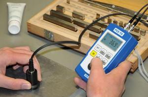 Tìm hiểu các loai đầu dò của máy đo độ dày vật liệu