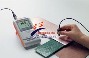 Máy đo độ dày vật liệu FISCHER Isoscope FMP10 cho kết quả chính xác, bỏ túi tiện lợi