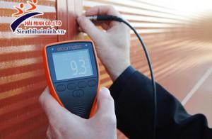 Hướng dẫn sử dụng, bảo quản máy đo độ dày vật liệu bền lâu