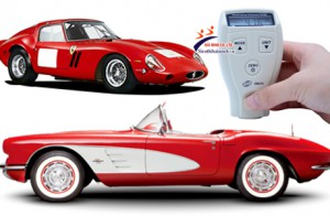 Máy đo độ dày vật liệu Benetech GM210 không thể thiếu trong sản xuất ô tô