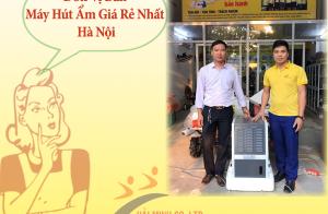 Đơn vị bán máy hút ẩm giá rẻ nhất Hà Nội