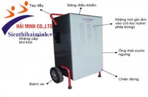 Hướng Dẫn Cách Sử Dụng Máy Hút Ẩm Harison HD-100BM