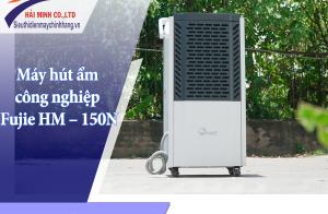Hướng dẫn sử dụng máy hút ẩm công nghiệp Fujie HM – 150N