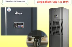 Hướng dẫn sử dụng máy hút ẩm công nghiệp Fujie HM-180N