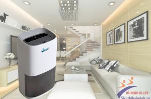 Máy hút ẩm giá rẻ phù hợp cho phòng khách của mọi gia đình