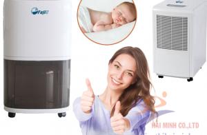 Mua máy hút ẩm gia đình loại nào an toàn và hiệu quả?