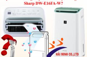 Tại sao nên dùng máy hút ẩm và lọc không khí Sharp DW-E16FA-W?