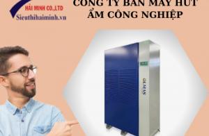 Top 5 công ty bán máy hút độ ẩm công nghiệp tphcm