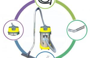 Máy Hút Bụi Công Nghiệp Supper Clean Ch30-H Có Thực Sự Chất Lượng