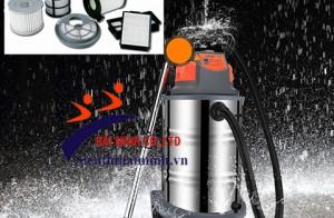 Cách vệ sinh bộ lọc Hepa cho máy hút bụi công nghiệp