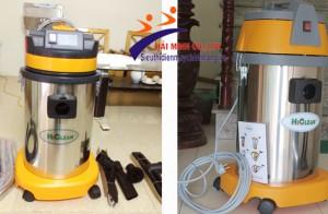 3 Lưu ý quan trọng cần biết khi sử dụng máy hút bụi công nghiệp Hiclean