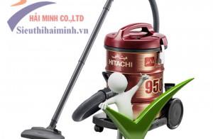 Top 3 Máy Hút Bụi Hitachi Được Sử Dụng Nhiều Nhất Hiện Nay
