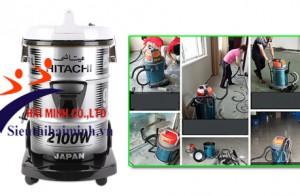 Máy hút bụi công nghiệp Hitachi CV-960Y giúp diệt vi khuẩn tới 99%