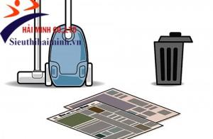 7 bước thay túi dùng một lần trên máy hút bụi công nghiệp