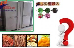 Vì sao bạn nên mua máy sấy thực phẩm công nghiệp?