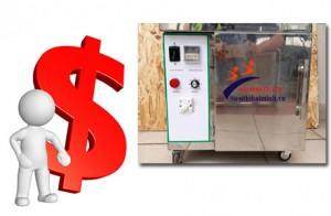 Giá máy sấy thực phẩm mini chính hãng tại Siêu thị Hải Minh