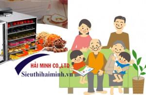 Máy sấy thực phẩm gia đình giá rẻ nên mua ở đâu?