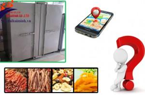 Địa chỉ mua máy sấy thực phẩm công nghiệp 30 khay Yamafuji MSD 1500