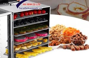 Kinh nghiệm chọn mua máy sấy lạnh thực phẩm gia đình