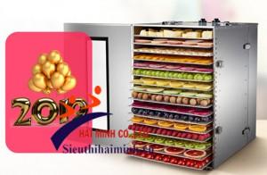 5 tủ sấy thực phẩm công nghiệp phổ biến nhất hiện nay