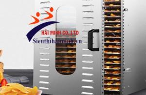 5 thủ thuật hữu ích trong làm mứt hoa quả với máy sấy thực phẩm