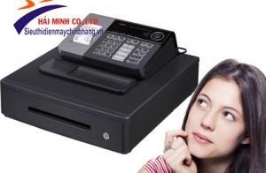 Đánh giá máy tính tiền Casio SE-S100