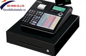 Các thao tác Xử lý lỗi thường gặp, Reset, Xóa dữ liệu bán hàng khi sử dụng máy tính tiền Casio
