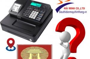 Ở Hà Nội mua máy tính tiền ở đâu uy tín?