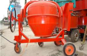 Hướng dẫn cách làm việc với máy trộn bê tông
