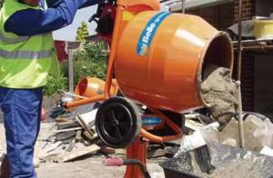 Những điều cần nhớ khi bạn dùng máy trộn bê tông