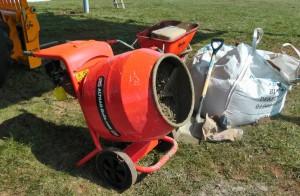 Các lỗi thường gặp và cách khắc phục khi sử dụng máy trộn bê tông