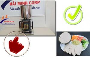 Cách sử dụng máy xay giò chả mini cho gia đình