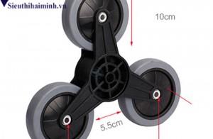 Các loại bánh xe cực bền cho xe đẩy hàng cầu thang